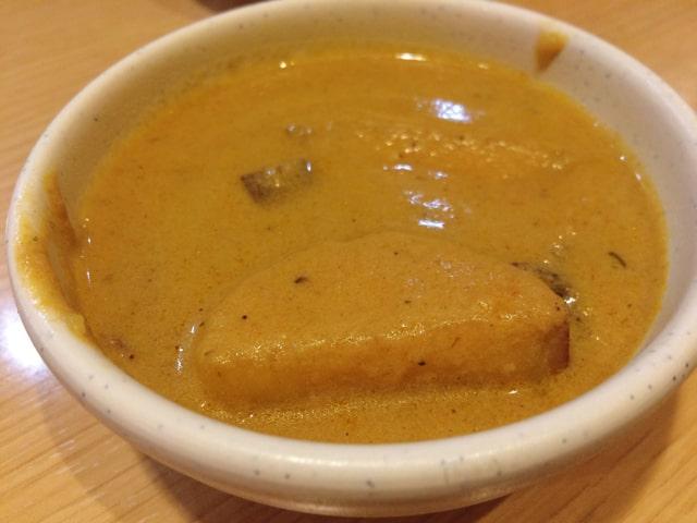 印度のかぼちゃカレー